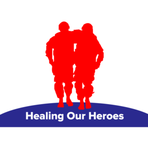 Healing Our Heroes Logo